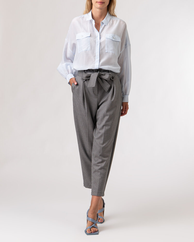 Spodnie Iblues 71361016_CAMPANA_006 czarny - fot:5