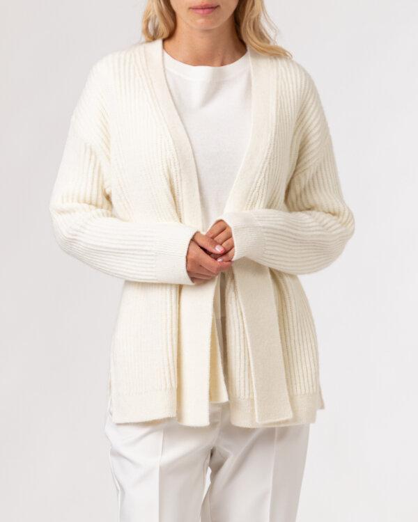 Sweter Trussardi  56M00398_0F000649_W009 kremowy