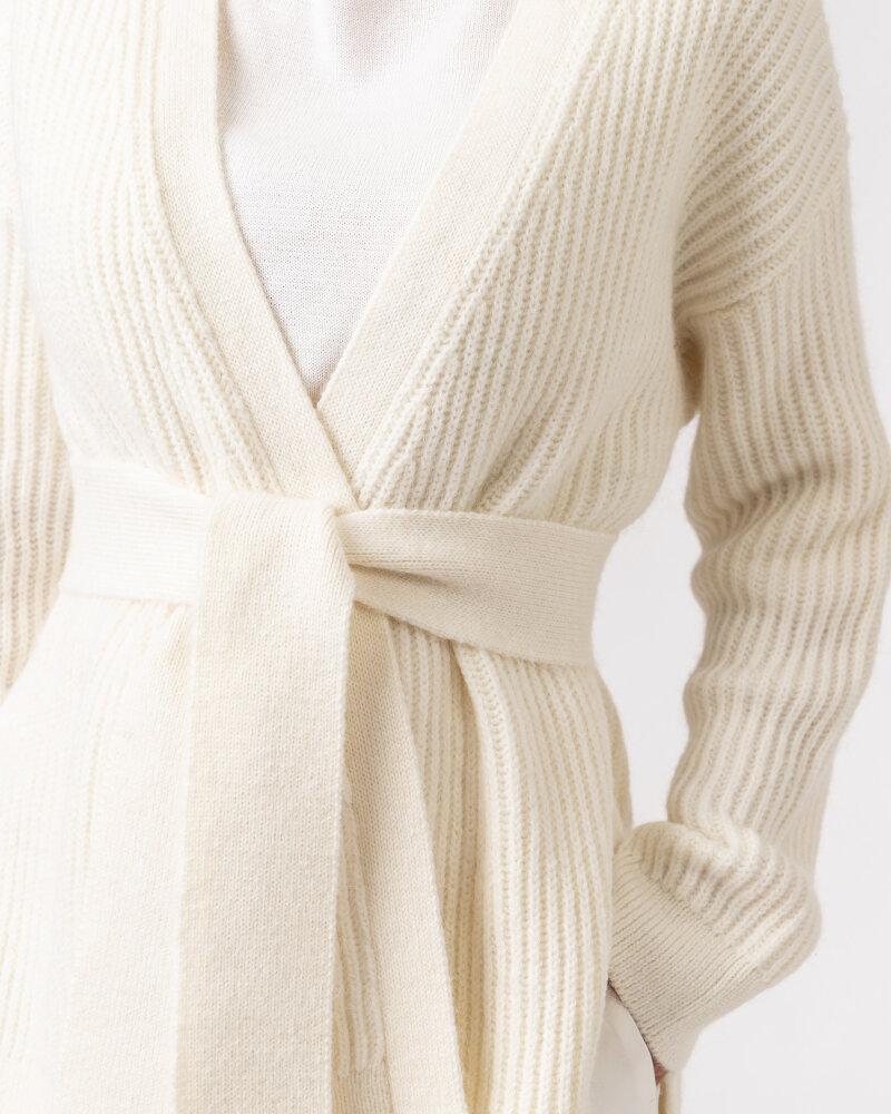 Sweter Trussardi  56M00398_0F000649_W009 kremowy - fot:3