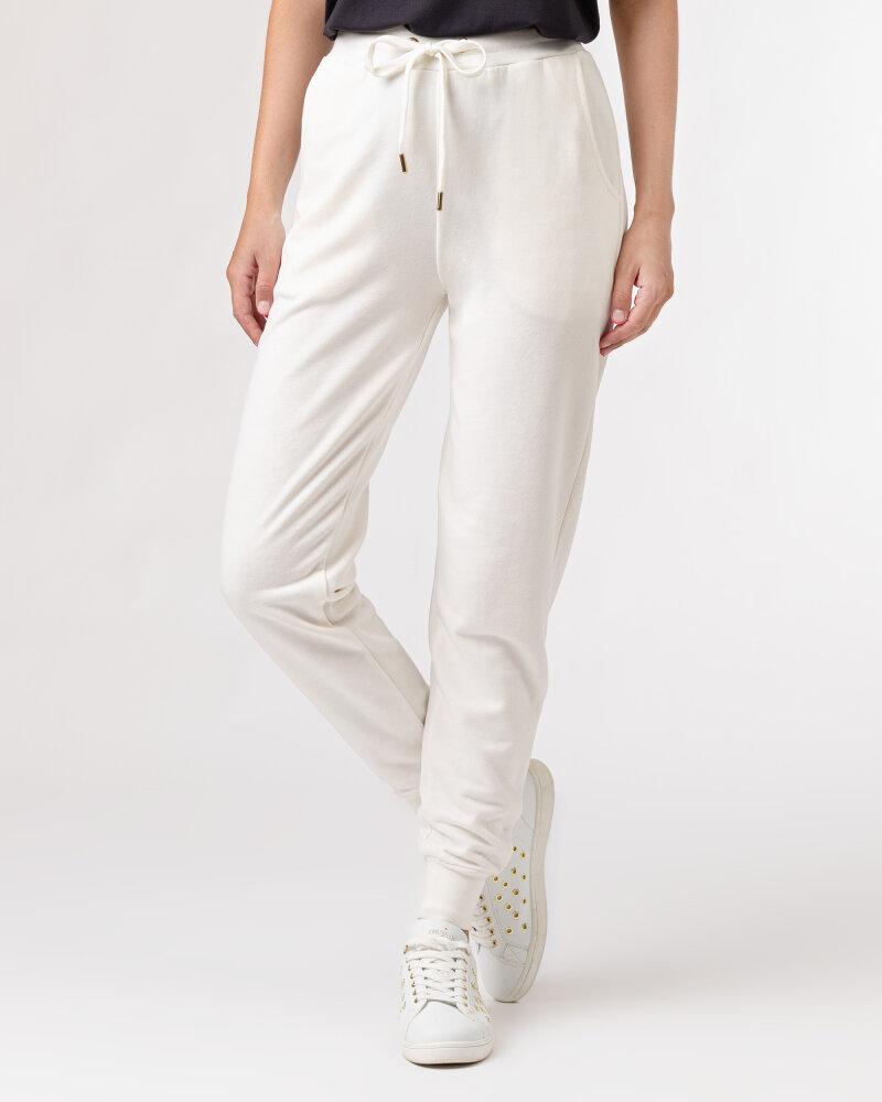 Spodnie Trussardi  56P00294_1T002268_W009 kremowy - fot:2