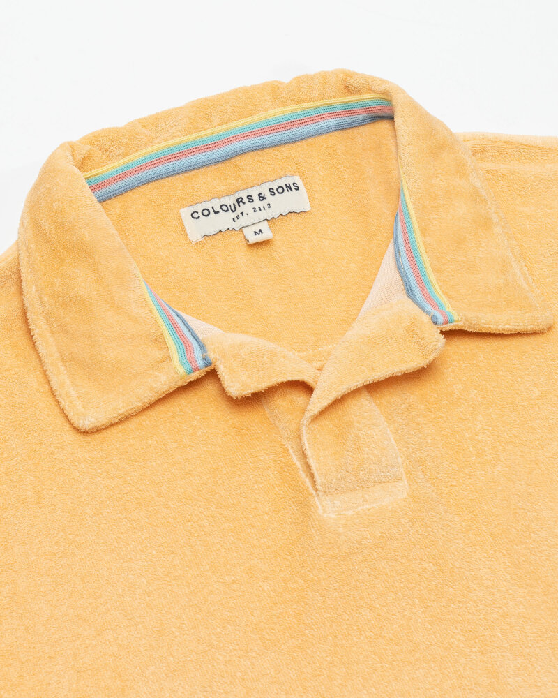 Polo Colours & Sons 9321-465_900 COMBO1 pomarańczowy - fot:2