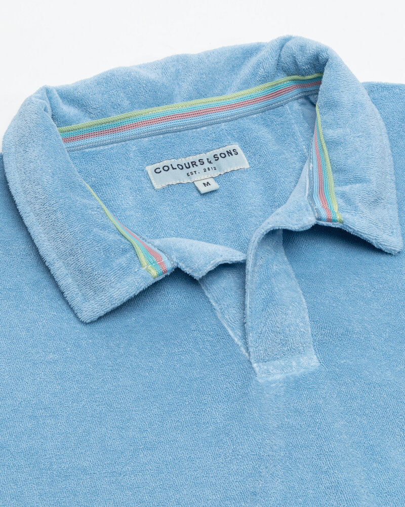Polo Colours & Sons 9321-461_600 BABY BLUE niebieski - fot:2