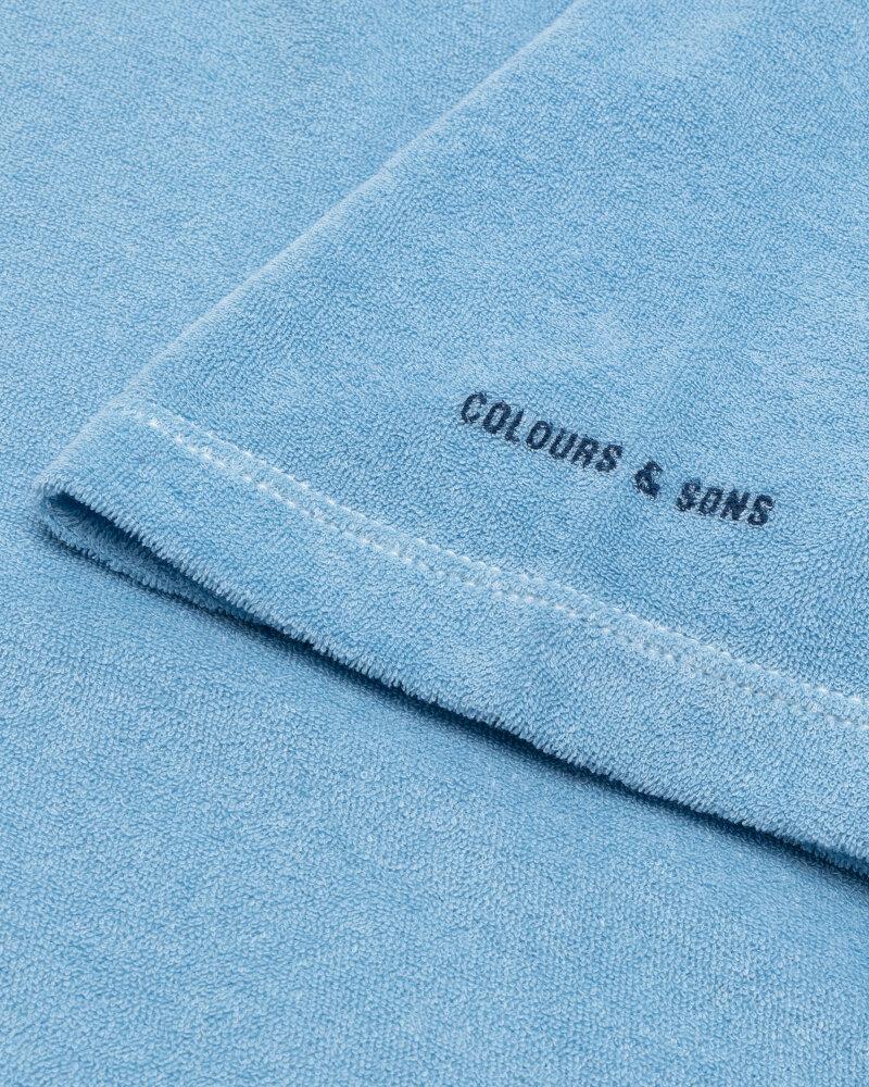 Polo Colours & Sons 9321-461_600 BABY BLUE niebieski - fot:4