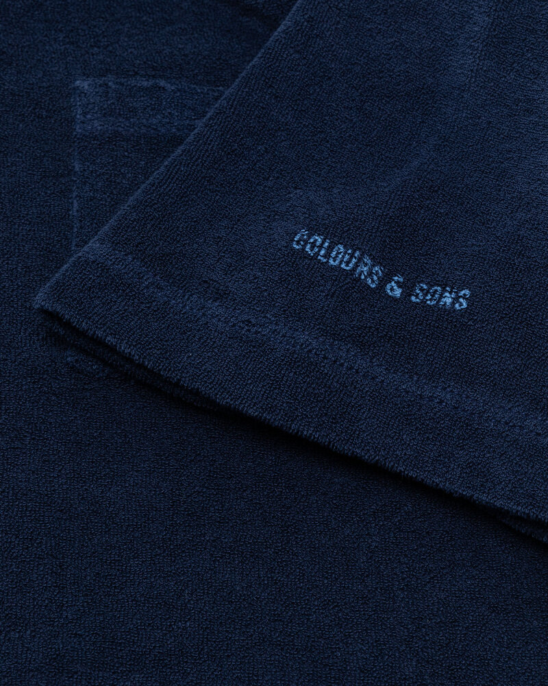 Polo Colours & Sons 9321-461_699 NAVY granatowy - fot:4