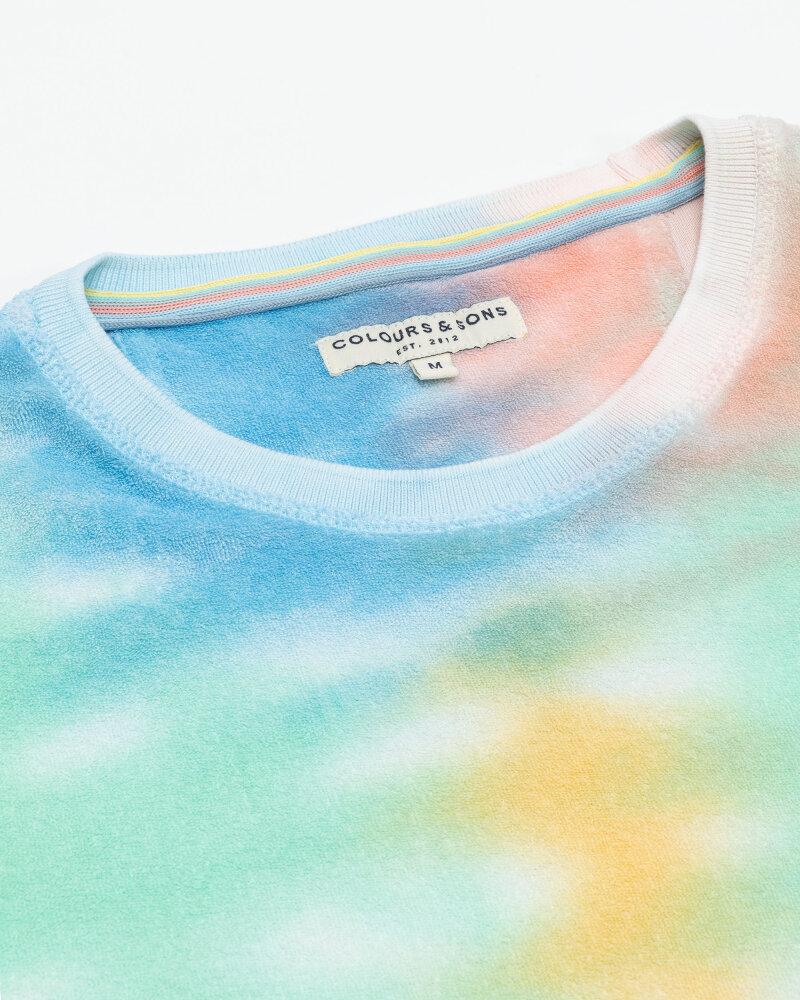 T-Shirt Colours & Sons 9321-462_900 BATIK wielobarwny - fot:2