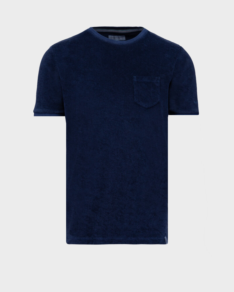 T-Shirt Colours & Sons 9321-460_699 NAVY granatowy - fot:1