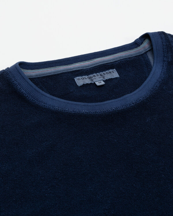 T-Shirt Colours & Sons 9321-460_699 NAVY granatowy