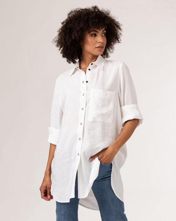 Koszula Fraternity WL21_MIKA_WHITE biały