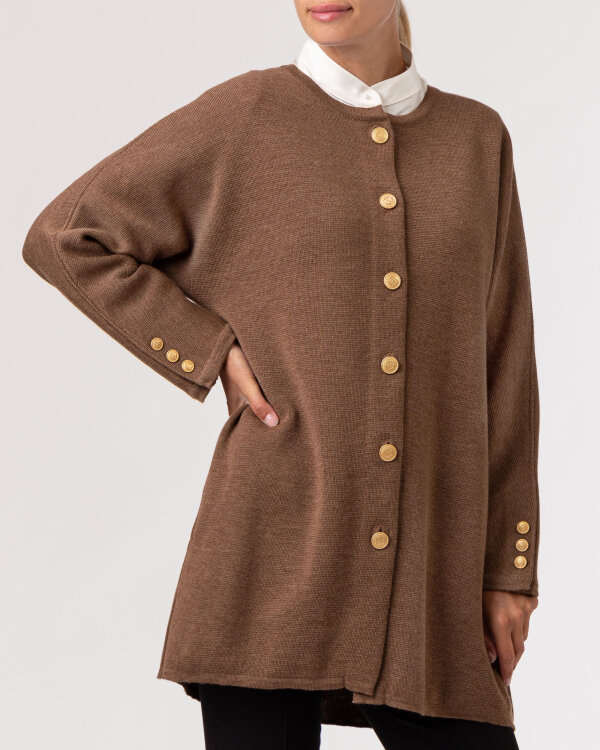Sweter Stenstroms BILLIE 4501914_6151_260 brązowy