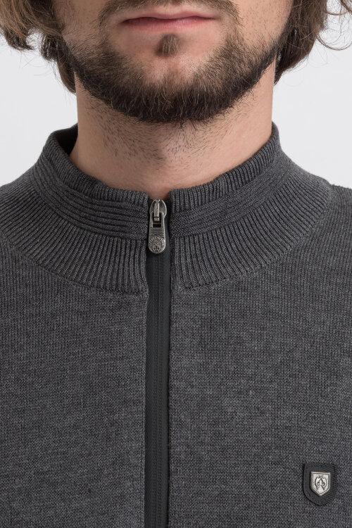 Sweter Campione 2097424_111025_91401 szary