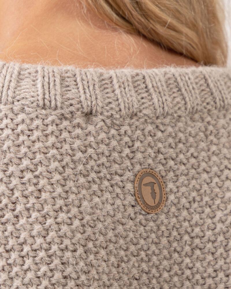 Sweter Trussardi  56M00402_0F000702_W055 beżowy - fot:5