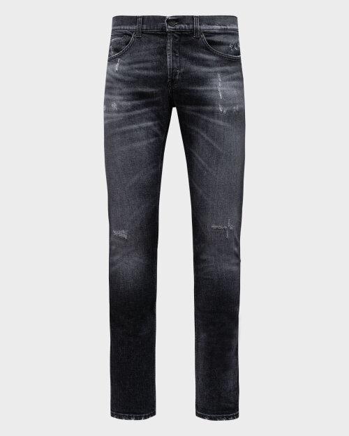 Spodnie Dondup UP232_DS0215U_999 ciemnoszary