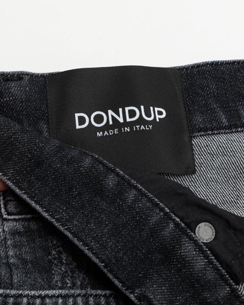 Spodnie Dondup UP232_DS0215U_999 ciemnoszary - fot:5