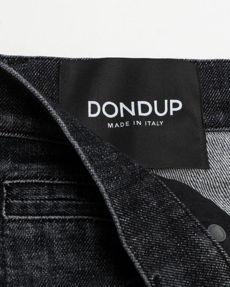 Spodnie Dondup UP232_DSE305U_999 ciemnoszary - fot:4
