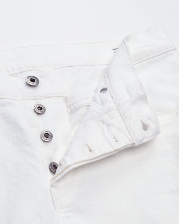 Spodnie Dondup UP232_BS0033U_000 biały