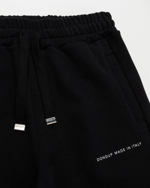 Spodnie Dondup UF583_KF0202U_999 czarny