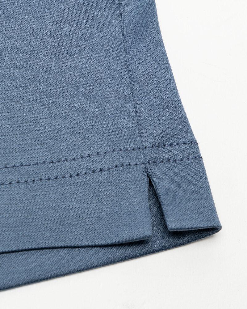 T-Shirt Eton 1000_02356_14 niebieski - fot:4