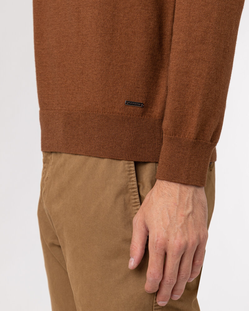 Sweter Roy Robson 091058631080200/01_A215 camelowy - fot:3