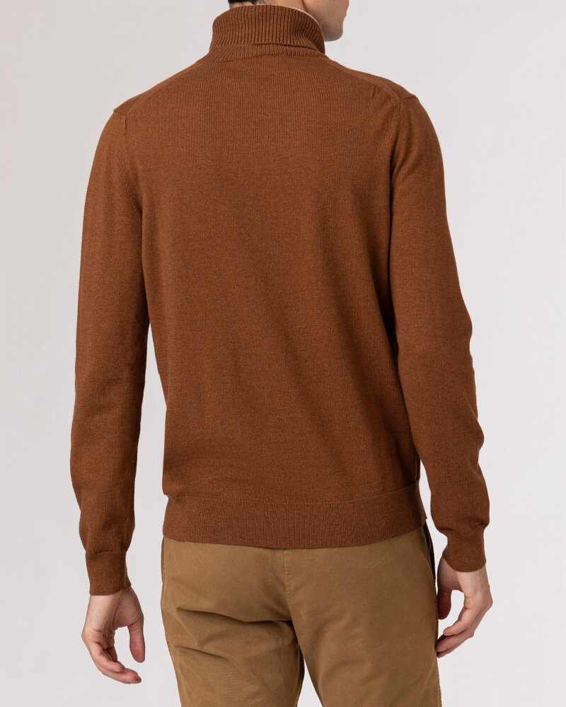 Sweter Roy Robson 091058631080200/01_A215 camelowy - fot:4