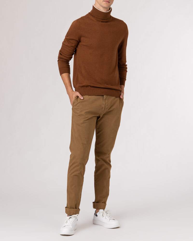 Sweter Roy Robson 091058631080200/01_A215 camelowy - fot:5