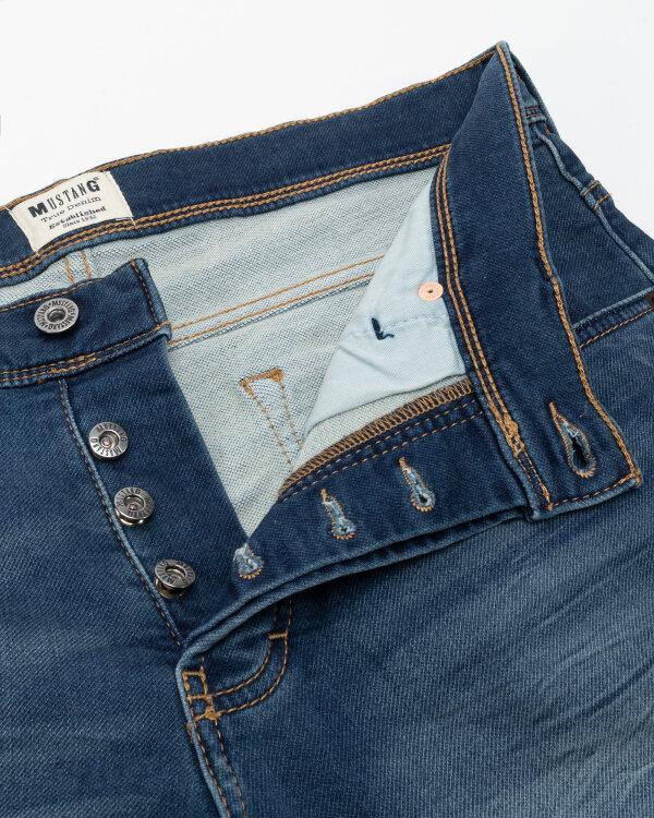Spodnie Mustang 1007754_5000943 niebieski