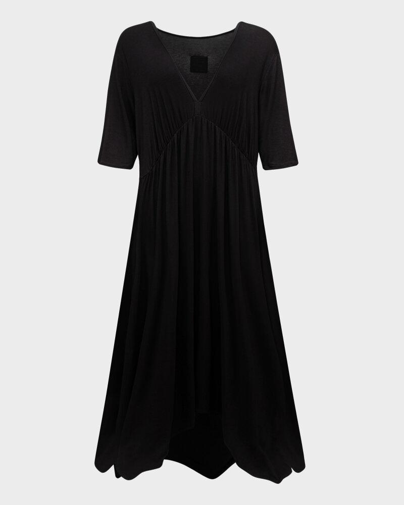 Sukienka Agi Jensen Hippie_CZARNY czarny - fot:1