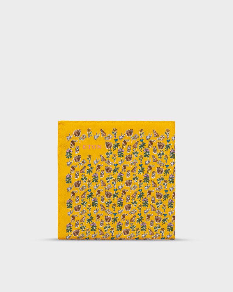 Poszetka Eton A000_33121_49 żółty - fot:1