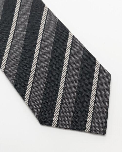 Krawat Eton A000_33100_17 szary