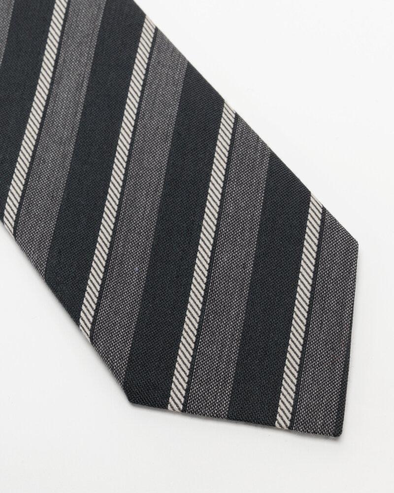 Krawat Eton A000_33100_17 szary - fot:2