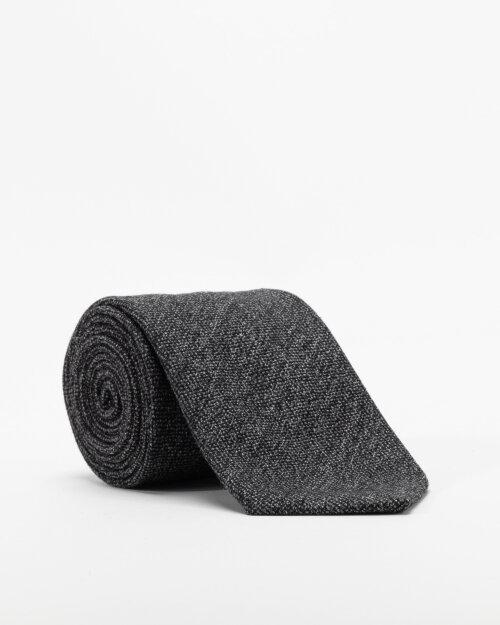 Krawat Eton A000_32597_18 szary