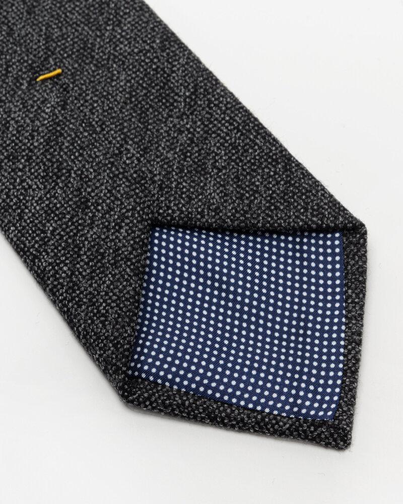 Krawat Eton A000_32597_18 szary - fot:3
