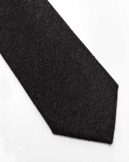 Krawat Eton A000_32597_38 ciemnoszary
