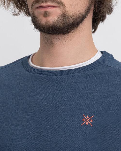 T-Shirt Lerros 2994047_448 granatowy