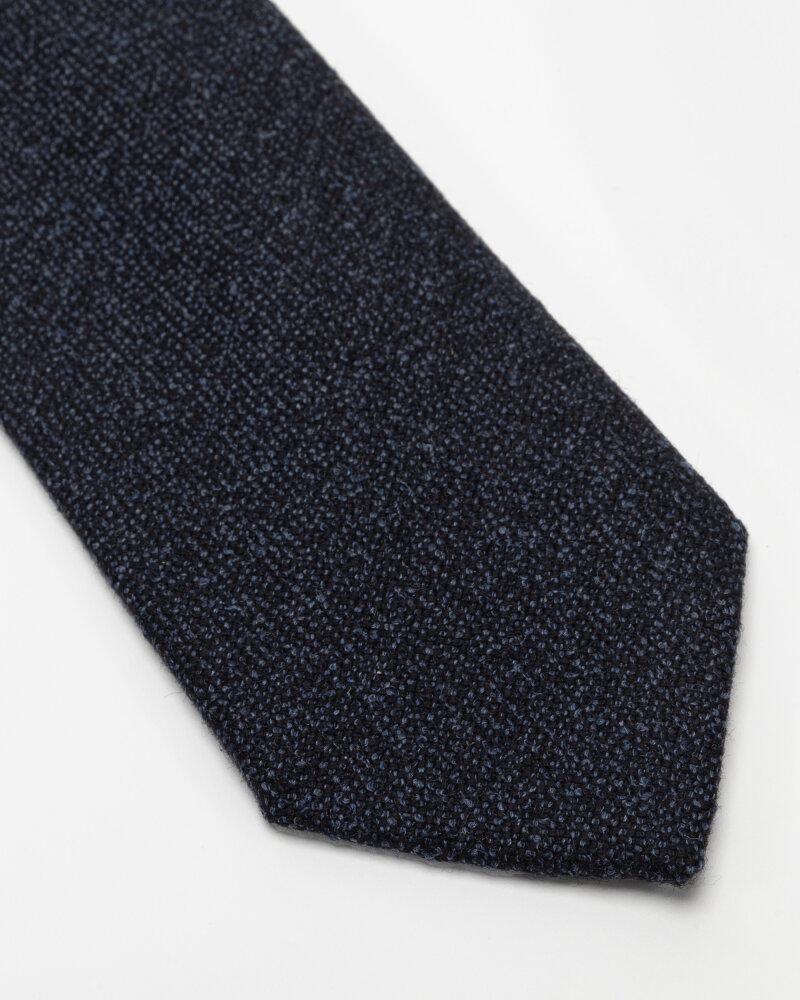Krawat Eton A000_32597_28 granatowy - fot:2