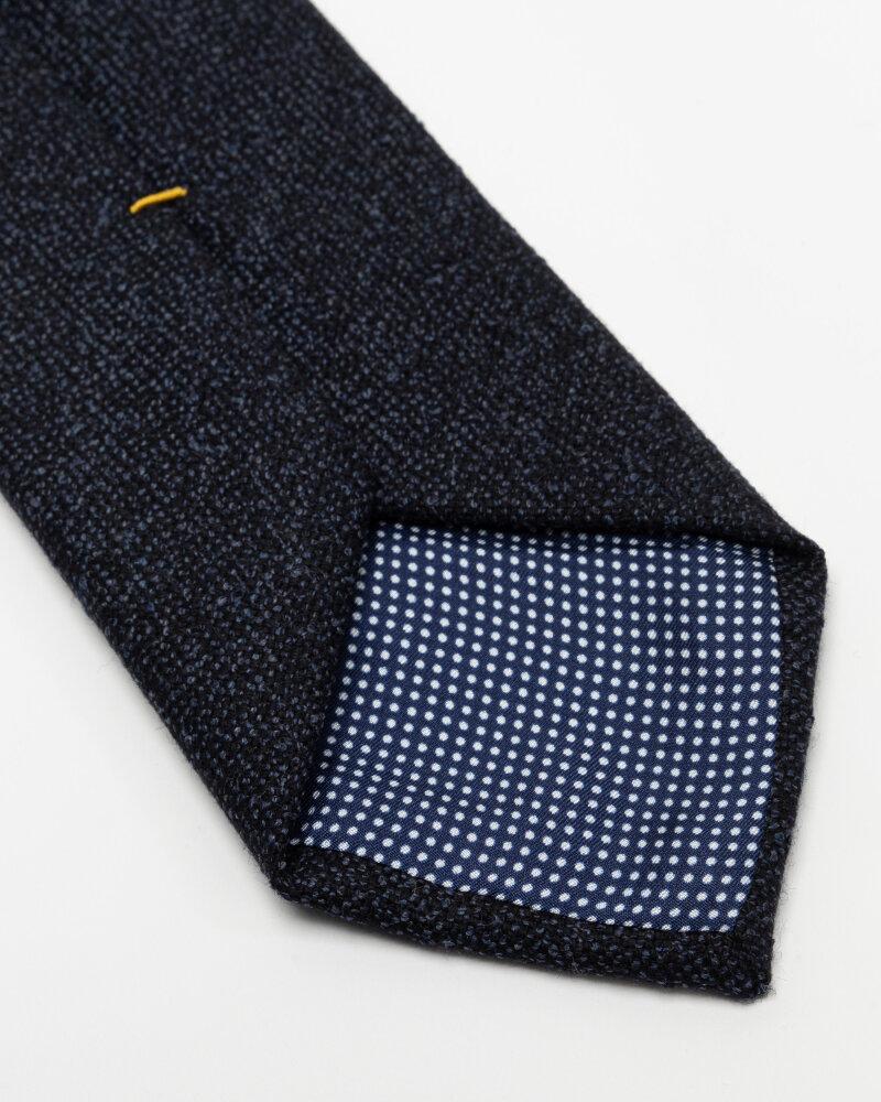 Krawat Eton A000_32597_28 granatowy - fot:3