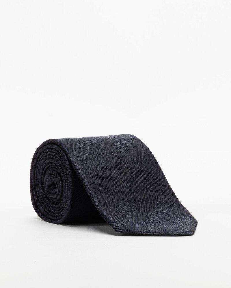 Krawat Eton A000_32661_28 granatowy - fot:1