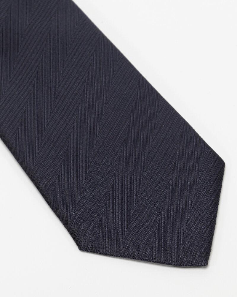 Krawat Eton A000_32661_28 granatowy - fot:2