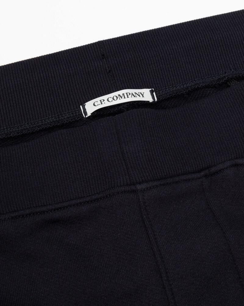 Spodnie C.p. Company 11CMSP057A005086W_888 granatowy - fot:3
