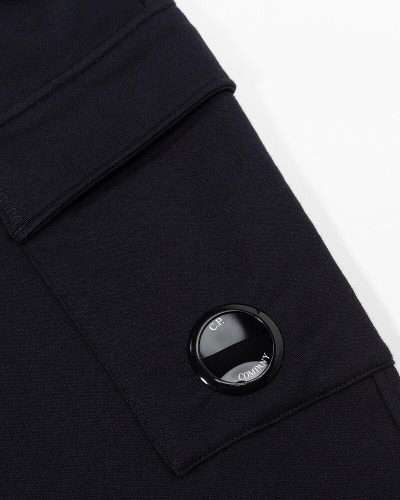Spodnie C.p. Company 11CMSP057A005086W_888 granatowy - fot:4