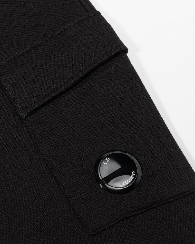Spodnie C.p. Company 11CMSP057A005086W_999 czarny - fot:4