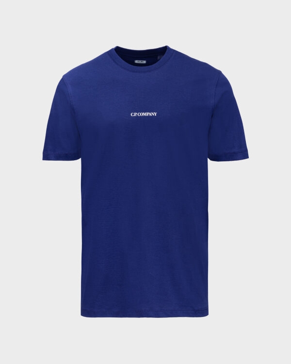 T-Shirt C.p. Company 11CMTS213A006011W_878 indygo