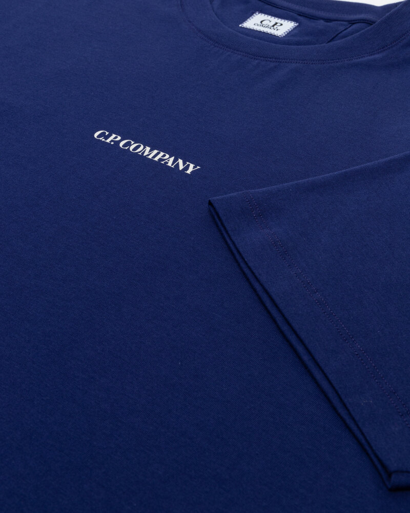 T-Shirt C.p. Company 11CMTS213A006011W_878 indygo - fot:3