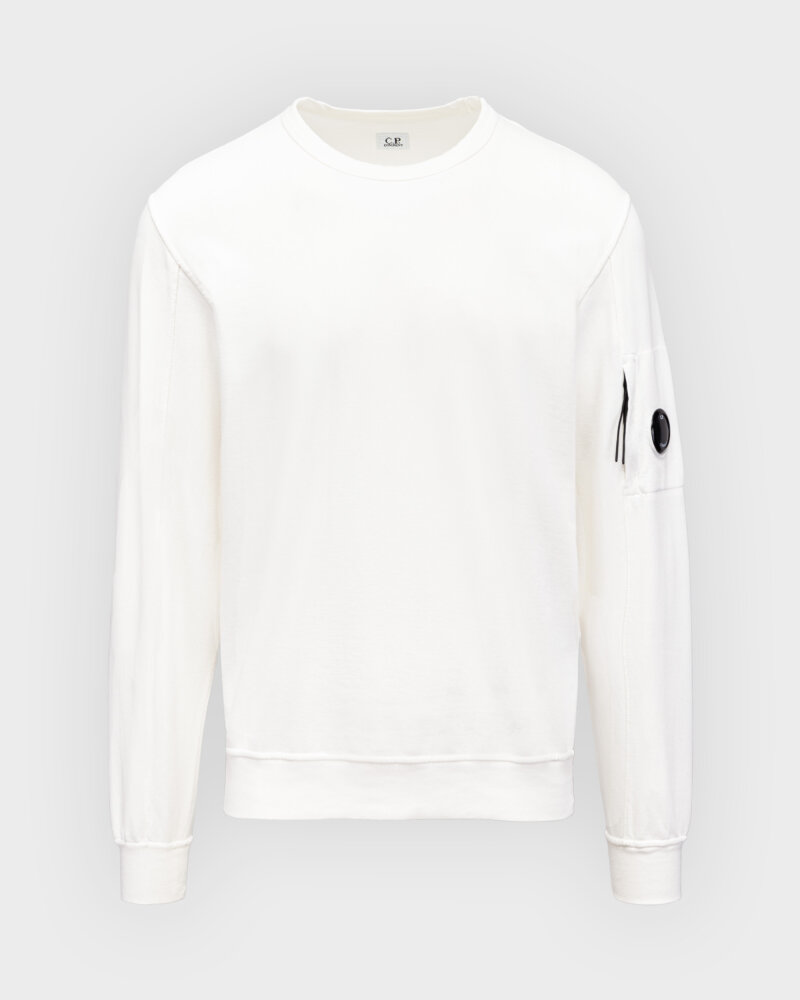 Bluza C.p. Company 11CMSS075A002246G_103 off white - fot:1