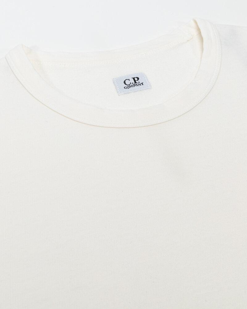 Bluza C.p. Company 11CMSS075A002246G_103 off white - fot:2