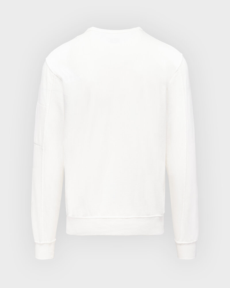 Bluza C.p. Company 11CMSS075A002246G_103 off white - fot:5