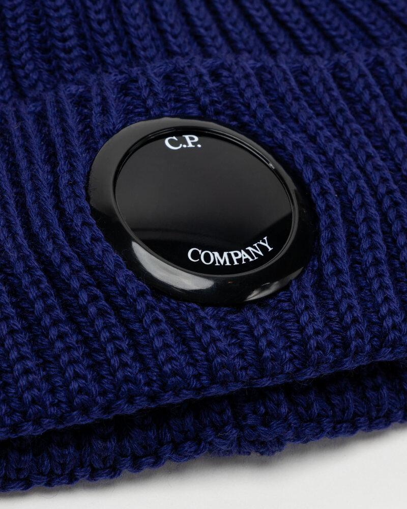 Czapka C.p. Company 11CMAC272A005509A_878 granatowy - fot:3
