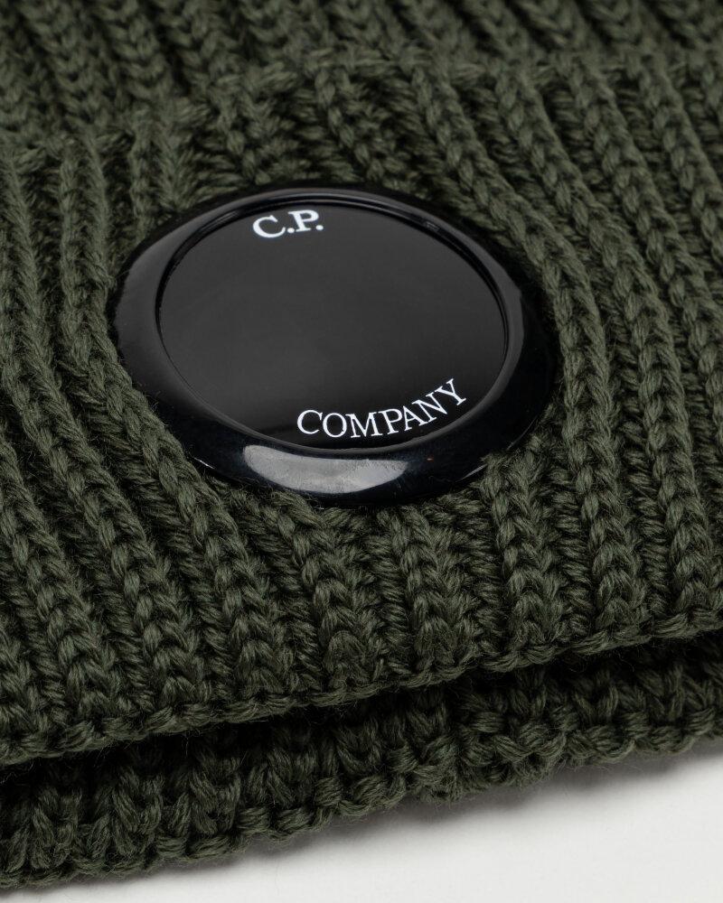 Czapka C.p. Company 11CMAC272A005509A_665 khaki - fot:3