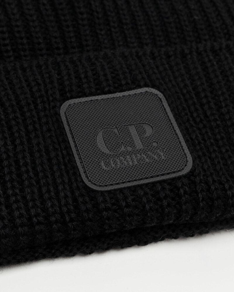 Czapka C.p. Company 11CMAC121A005509A_999 czarny - fot:3