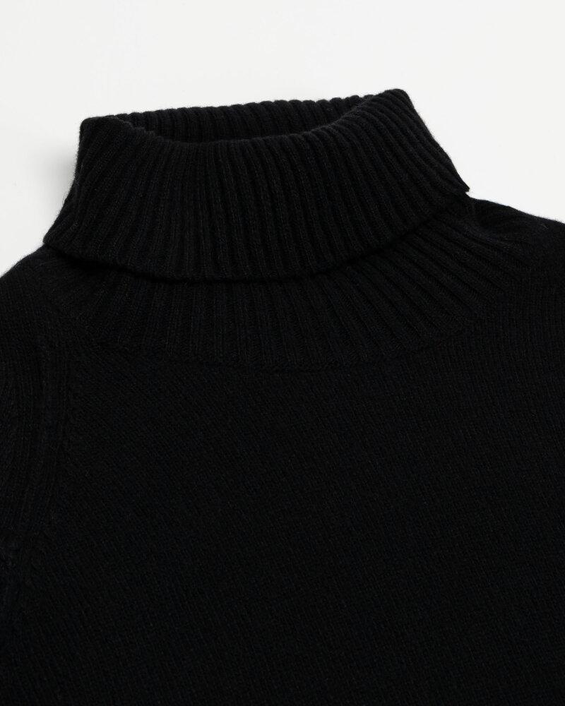 Sweter C.p. Company 11CMKN088A005504A_999 czarny - fot:2