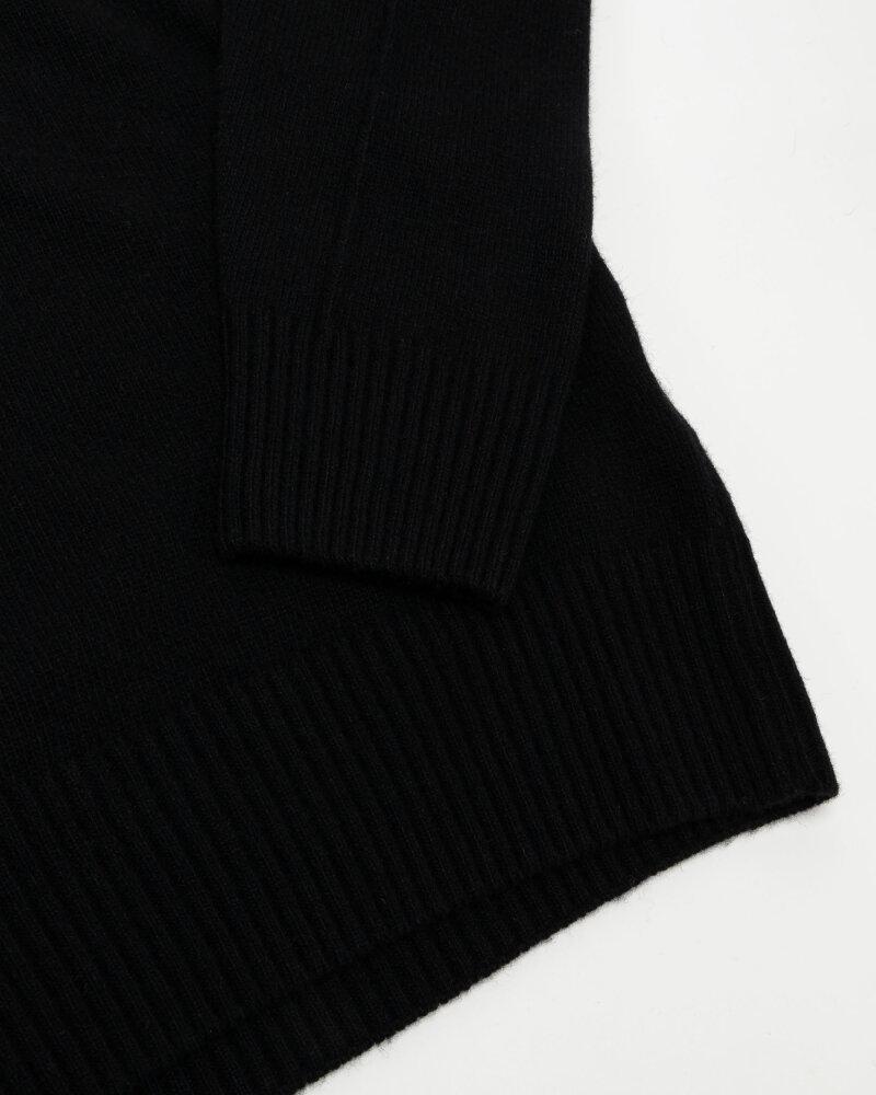 Sweter C.p. Company 11CMKN088A005504A_999 czarny - fot:3
